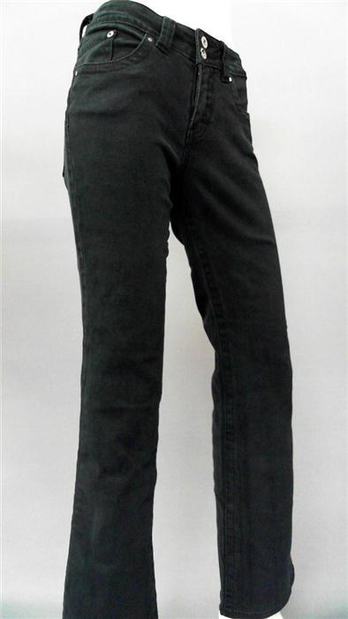 Christopher Blue Misses 2 Stretch Color Denim Boot Cut Jeans Navy